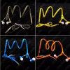 Fashion Zipper Earbuds with Deep Bass Sound