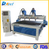Woodworking CNC Router 4 Head and 4 Spindle