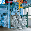 Double Hook Type Steel Structure Cleaning Shot Blasting Machine