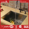 Kitchen Sink, Stainless Steel Sink, Sink, Handmade Sink, Stainless Steel Square Handmade Kitchen Sink, Zero Radius Handmade Sink