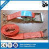 2′′ratchet Lashing Cargo Restraints Claw Hook