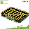 Olympic Standard Trampoline Set for Indoor Amusement Park