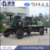 Super Quality! Hf-42A Trailer Wireline Core Drilling Machine