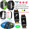 Smart Bracelet with Heart Rate and Blood Pressure Monitor (N9)