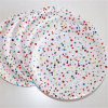 Hot Selling Dots Paper Plate for Party