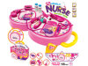 Kids Kitchen Toy Girl Pretend Play Set Children Toy (H5931116)