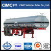 Cimc 2 Axles 27 000 Liter Oil Tanker Trailer
