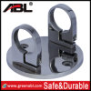 Round Post Holder, Handrail Base Cc98