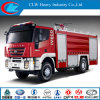 Iveco Hongyan Foam-Water Fire Fighting Truck (CLW5190)