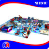 2016 Indoor Playground with Electric Dolphin Equipment