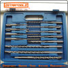 17PCS Set (40705014) SDS Max Plus Hammer Drill Bit Set