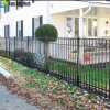 High Class Wholesale Cheap Powder Coated Steel Fence for Residential