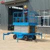 10m Mobile Scissor Scaffolding Lift Electric Scaffolding
