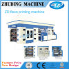 Four/Six/Eight-Color High Speed Non Woven Fabric Flexographic Printing Machine