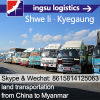 Shwe Li Logistics Transportation & Shwe Li Road Freight