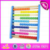 2015 Mutifunctional Kids Wooden Abacus Toy, Colorful Wooden Toy Abacus Rackabacus Counting Frame Beads Wooden Calculator W12A010