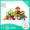 Outdoor Combined Slide Set Countryside Series Outdoor Playground with CE/ISO Certificate