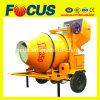 350L Jzc350 Small Portable Diesel Concrete Mixer