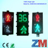 300 mm LED Animated Figures Pedestrian Traffic Light with Two Digits Countdown Meter
