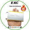 7664109 Li-Po Rechargeable Battery 3.7V Polymer Battery