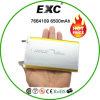 7664109 Li-Po Rechargeable Battery 3.7V Polymer Battery