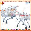 Good Quality Supermarket Euro Style Shopping Cart (Zht7)