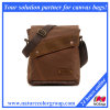 Vintage Small Canvas Messenger Bag ,Shoulder Bag for iPad ,Bags for Men & Women (MSB-009)