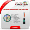 Gyty53 High Quality PE Sheath Outdoor Armour Fiber Optic Cable/Stranded Loose Tube Optic Fiber Cable