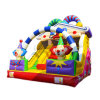 Clown Party Inflatable Dry Slide for Kids Chsl619