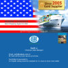 Professional Shipping Rates to Miami From China/Beijing/Tianjin/Qingdao/Shanghai/Ningbo/Xiamen/Shenzhen/Guangzhou