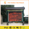 P10 Red Outdoor LED Message Sign