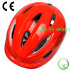in-Mold Child Helmet, Orange Helmets, Children Skate Helmet