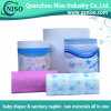 Breathable Diaper Raw Material PE Film with SGS (BH-026)