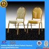 Wholesale Used Aluminum Banquet Chair with White Fabric for Rental