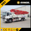 37m Concrete Pump Truck Hb37A Mini Concrete Pump