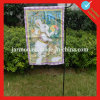 Cheap Decorative Garden Flags with Stand