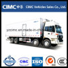 Cimc 8*4 Refrigerated Truck with Auman Chassis