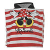 Promotional Cotton Competitive Kids Printed Beach Poncho Bath Poncho