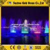 Lake Floating Changeable Water Features Decorative Music Fountain