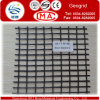 Bitument Coated Fiberglass Geogrid Price 100kn, High Strength