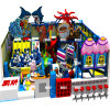 Underwater World Theme Children Soft Indoor Playground