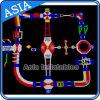 Crazy Inflatable Aqua Park/ Water Amusement Park Sea Play Games