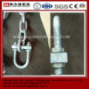 Hot DIP Galvanized Dog Bone Shackle