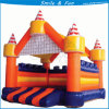 Inflatable Bouncy Jumping Castle with Slide Carnival Game