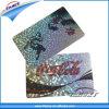 2016 Hot Sale Customized Plastic Hologram Card Membership Card Plastic PVC Laser Card