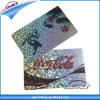 Customized Printed PVC Card Shiny Sparkle Printing Card