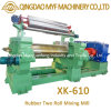 Stock Blender Rubber Two Roll Open Mixing Mill Machine