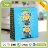 Minions Blue Children Toy Store Art Gift Paper Bags