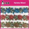3D New Design Flower Embroidery Lace