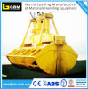 Clamshell Hydraulic Grab Grab Bucket Electric Grapple with Cable Drum